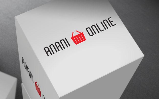 Anani Online Logo