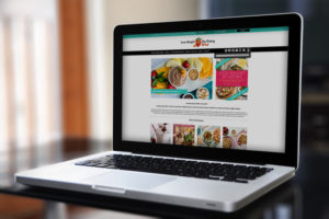 Lose Weight by Eating Homepage