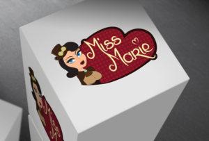 Miss Marie Steampunk Logo